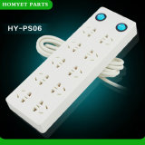 10 modo Extension Power Socket con Switch (HY-PS06)