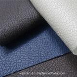 Cuir de relief collé de sofa d'unité centrale (KC-B045)