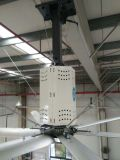 長い耐用年数、ハイリターン7.4m (24FT)の2.2kwコンベンションセンターはDCのファンを使用する