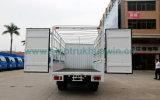 Isuzu/HOWO 100p 4X2 98HP 1.5トンの軽量貨物トラック