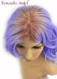 Типа цвета способа цвета краски парики Halloween цветастого нового синтетические