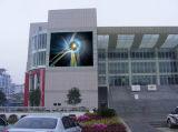 높은 광도 P10 옥외 SMD는 풀 컬러 LED 영상 스크린을 방수 처리한다