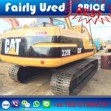 幼虫の掘削機320b日本によって使用される猫320bの油圧掘削機(坑夫)