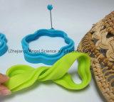 Molde creativo del huevo del silicón de la flor de la nube de DIY para los cabritos Se15