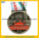 Изготовленный на заказ медали фертига-аппарат марафона