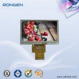 ODM 3.5inch TFT LCD GPS van het Scherm van de Aanraking van het Scherm 480*272 LCD van de Drijver Vertoning