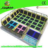 Safety Net (3518-1C)를 가진 실내 Adult Big Jumping Trampoline