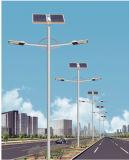 Indicatori luminosi di via solari 30W, 40W, 50W, 60W, 70W, lampada di 80W LED