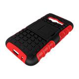 Caja resistente del teléfono de la armadura para el as 4/G313h de Samsung