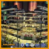Восточные модели камня квадрата строба/коммерчески модели здания/мультимедиа модельное /Project звука и света строя модель