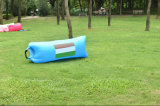 Polyster /Nylonファブリックおよび空気満ちるたまり場の寝袋