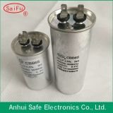 Cbb65 Oval Aluminium Run Capacitor