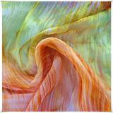 Gasa de seda para la impresión de telas