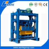 容易なQt40-2は機械インドを作る圧縮されたブロックを作動させる