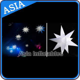 Fabrik Direct Special Inflatable Lighting Star für Wedding Decoration