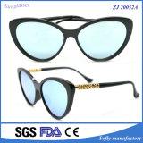 2016 nuovi occhiali da sole di modo dell'occhio di gatto degli occhiali dell'acetato di alta qualità di stile
