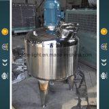 Réservoirs de mélangeur de bande de vis de mucus d'acier inoxydable