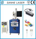 Профессиональная UV машина маркировки лазера для кабеля/провода/древесины/заряжателя/стеклянного ISO Ce