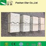 Di cartello della parete del panino del cemento ENV della fibra (materiale da costruzione)