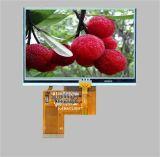 Module 480X272 de TFT LCD de 4.3 pouces avec le panneau de contact capacitif PCT