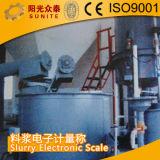 Block GUD-AAC, der Maschine herstellt