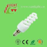 11W E14/E27 가득 차있는 나선형 에너지 절약 램프 CFL RoHS 전구