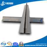 床のためのステンレス鋼制御接合箇所