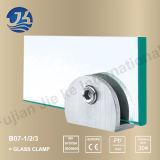 Alta calidad en acero inoxidable baño abrazadera de cristal del hardware B07-1 / 2/3