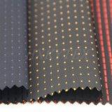 Polyester-Speicher-Gewebe mit PUNKT Schaftmaschine für Umhüllung der Männer