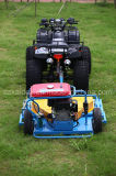 16HP Electric Start Engine ATV Finishing Mower에 1200mm Width