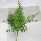 Широко используемый искусственний папоротник выходит цветок для домашнего декора (SF15658A-1)