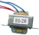 Trasformatore basso dell'acciaio del silicone del trasformatore di Volatge di memoria Ei-28