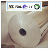 hoja adhesiva de aluminio densamente de Profundo-Proceso de 8011-O 0.08m m Taple
