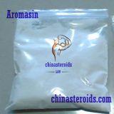 Polvo cristalino blanco Exemestane Acatate/Aromasin del 99% para el control del estrógeno