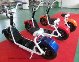 """""""trotinette"""" elétrico novo de 2016 Cocos elétricos da cidade da bicicleta 800W com o """"trotinette"""" elétrico do pneu gordo"""