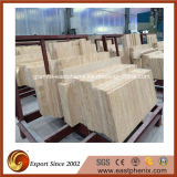 Countertop를 위한 터어키 White Trevertine Marble Stone Tile
