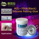 Jxh-700A (ZWARTE) Potting van het Silicone Lijm