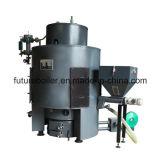 Caldeira de vapor vertical da pelota da biomassa