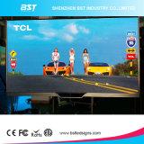 Petit écran polychrome du Pixel 4k HD DEL de P1.9mm pour la pièce de contrôle de circulation avec le prix usine