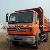 Camion à benne basculante du nord de roue de /Beiben 10 de camion- du benz 6X4 à vendre
