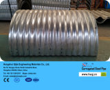 Metal ondulado Pipe em Construction Materials