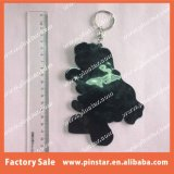 De la fábrica 2.o Custom Animal Shaped Soft keychain del PVC de Directly Cheap Promotional