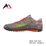 Gioco del calcio Comfortable Soccer Cheap Outdoor Shoes per Men Women (AK368-1)