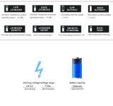 2015 nouveau vaporisateur électronique de mod de boîte de Cig de la cigarette HEC50 E