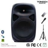 Beständige Qualität 10 Zoll Plastik-DJ-Lautsprecher-mit konkurrenzfähigem Preis