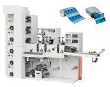 Flexo Drucken-Maschine mit stempelschneidener Station drei