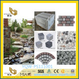 Granite naturale Cobble/Cube/Cubic Paving Stone/Paver Stone per Landscaping, giardino