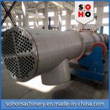 Scambiatore di calore di nero di carbonio del preriscaldatore di aria dell'acciaio inossidabile