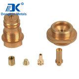 Carcaça de bronze e de cobre personalizada com fazer à máquina