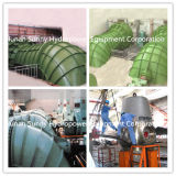 Énergie hydraulique tubulaire (l'eau) - mètre faible /Hydropower/Hydroturbine de la tête 6~12 du turbo-générateur Gd006